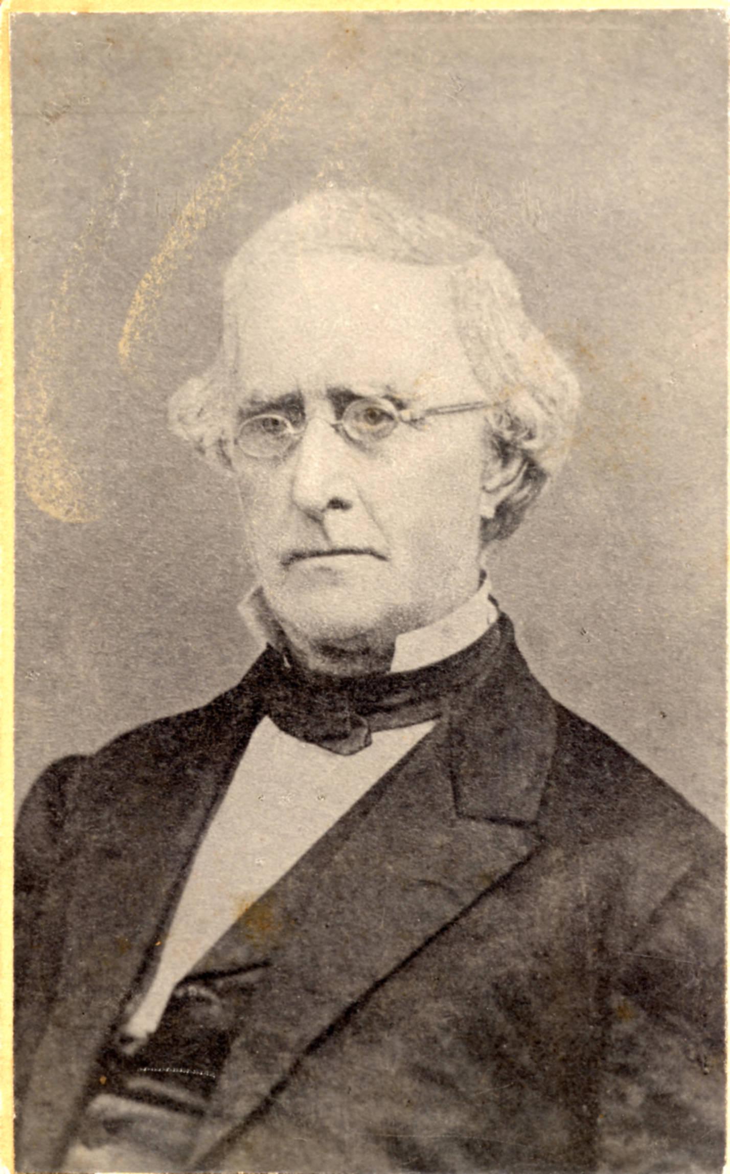 Bicknell Carleton Cole (Class of 1822) portrait