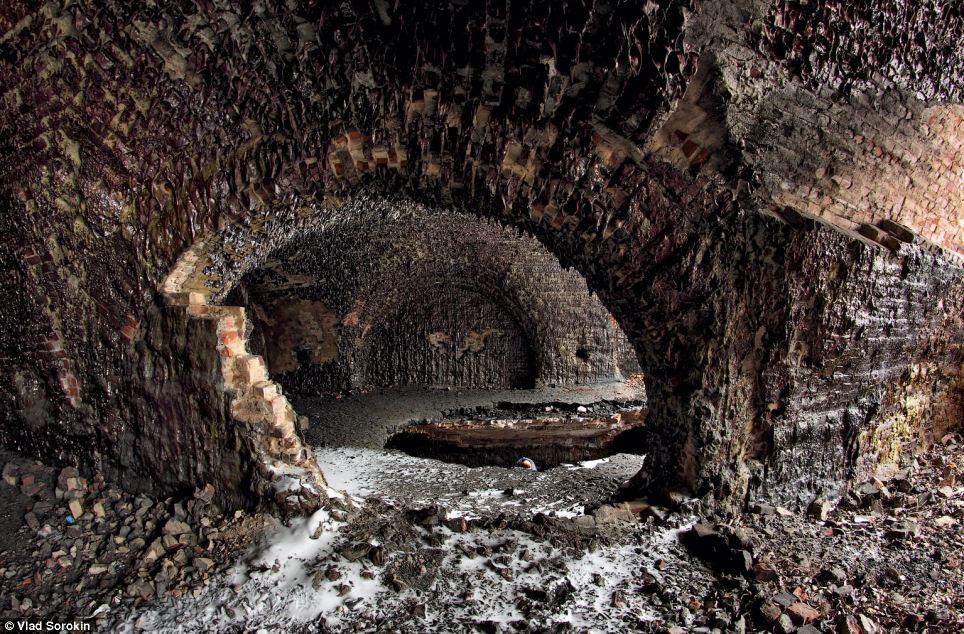 Fort Zverev, a fortaleza que derreteu